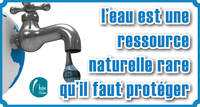 Levée restrictions d'eau